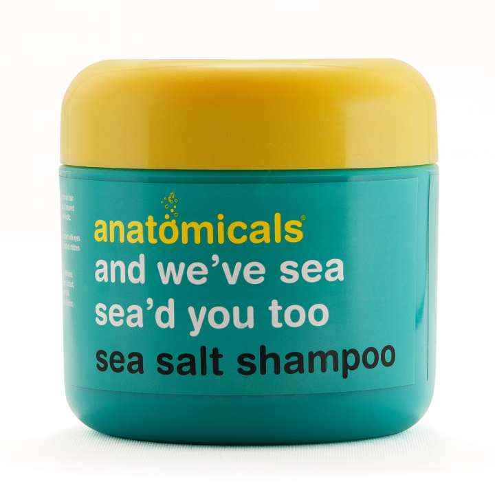 And We've Sea Sea'd You Too - Sea Salt Shampoo