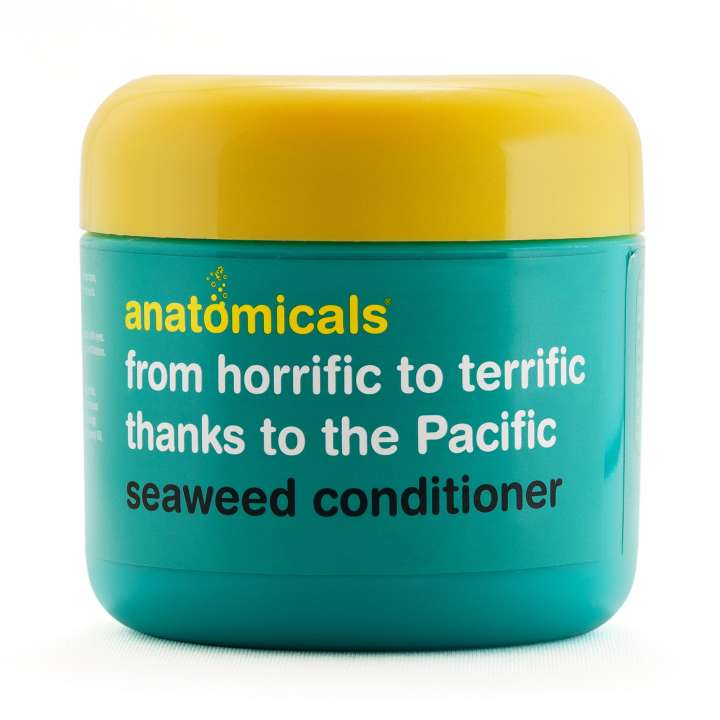 From Horrific To Terrific Thanks To The Pacific - Seaweed Conditioner