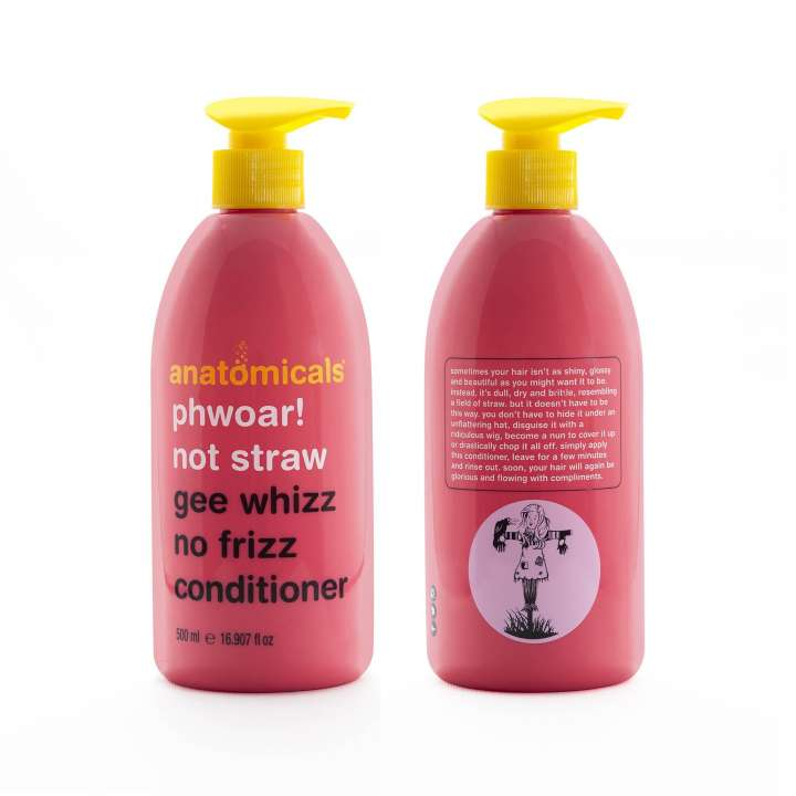 Phwoar! Not Straw - Gee Whizz No Frizz Conditioner