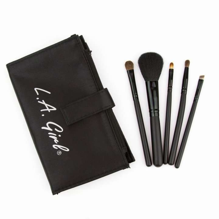 Ensemble de 5 Pinceaux - 5 Piece Essential Brush Set