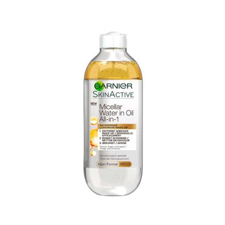 Mizellen Reinigungswasser - Micellar Water In Oil All-In-One