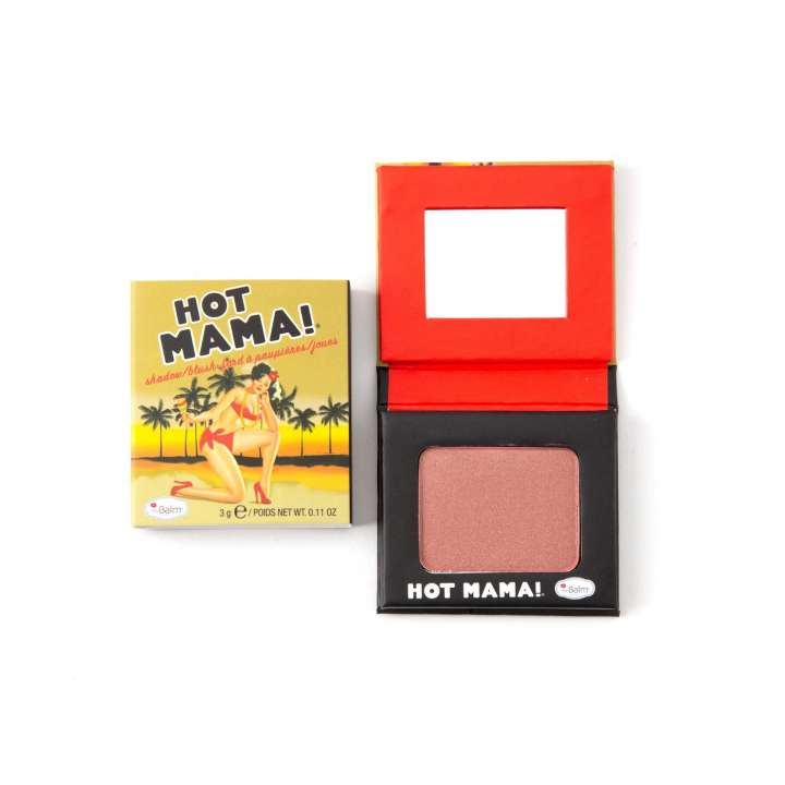 Rouge & Fard à Paupières - Hot Mama Travel Size