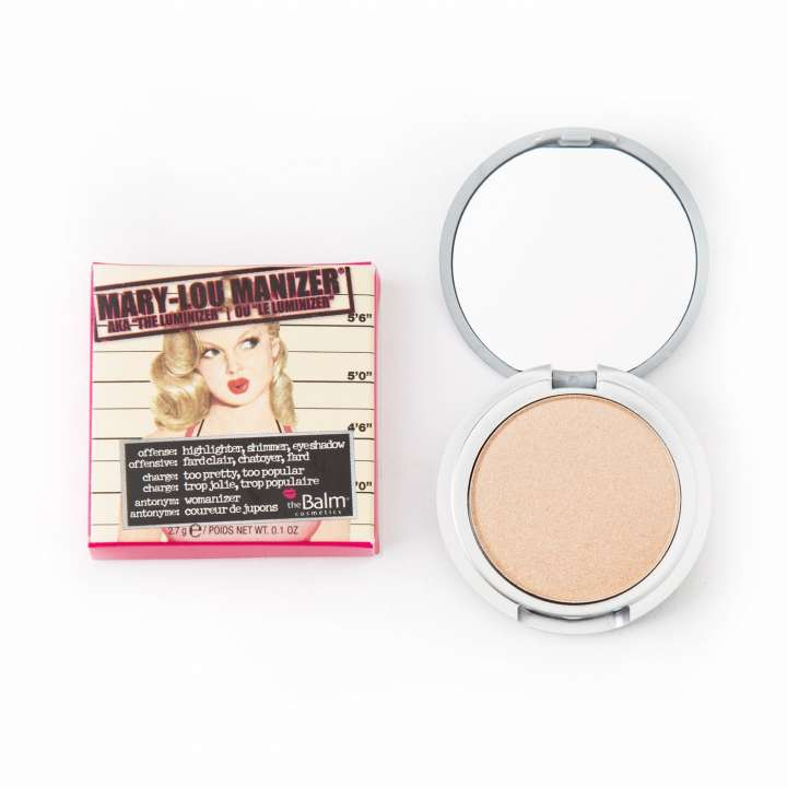 Highlighter & Shadow - Mary-Lou Manizer Travel Size
