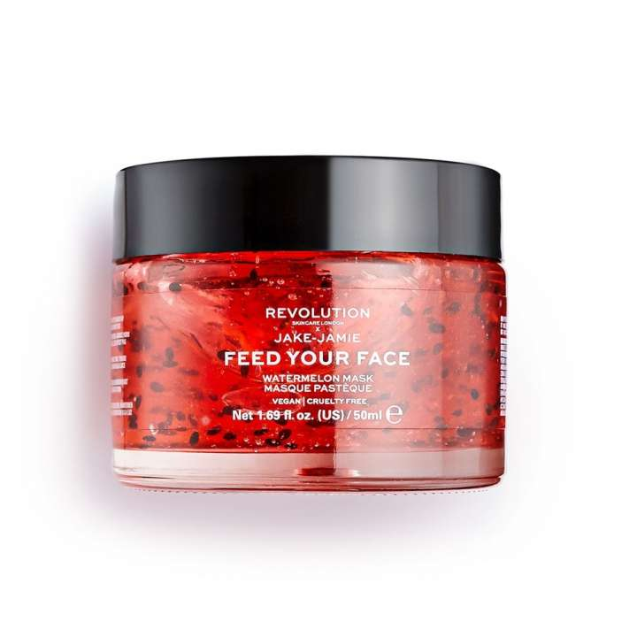 Revolution Skincare x Jake-Jamie - Feed Your Face - Watermelon Mask