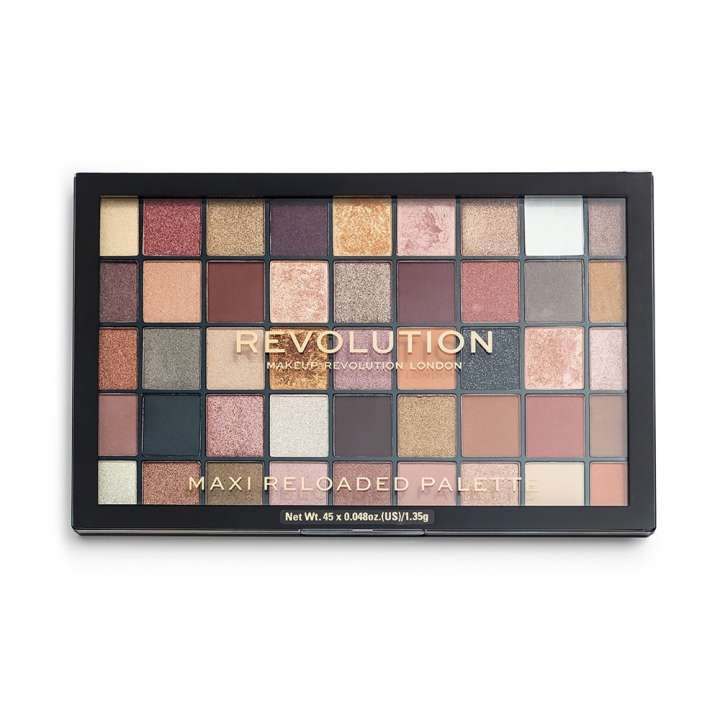 Eyeshadow-Palette - Maxi Reloaded Palette