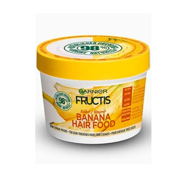 Haarmaske - Fructis - Banana Hair Food
