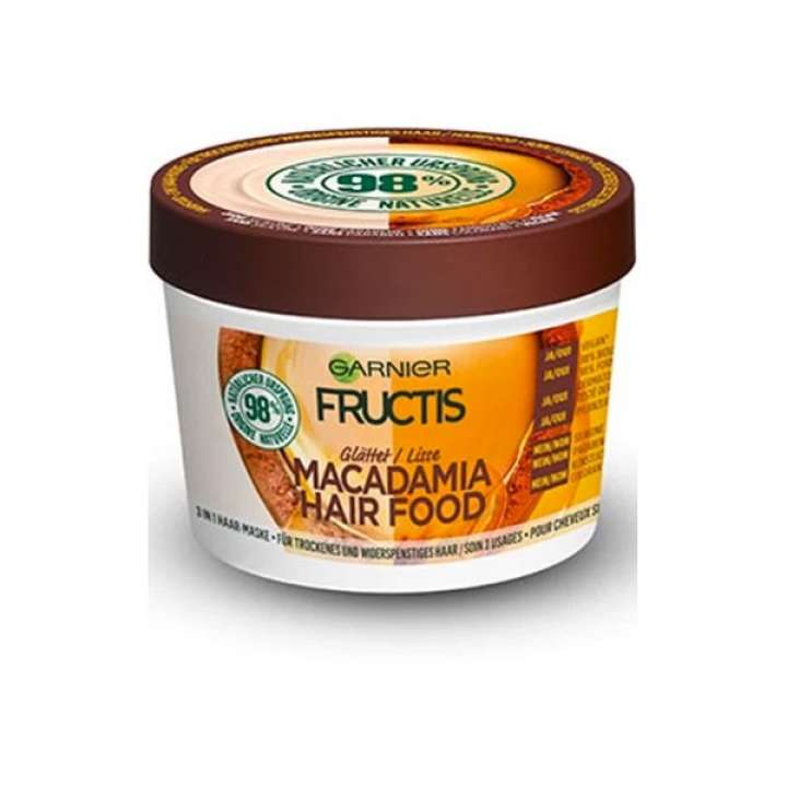 Hair Mask - Fructis - Macadamia Hair Food