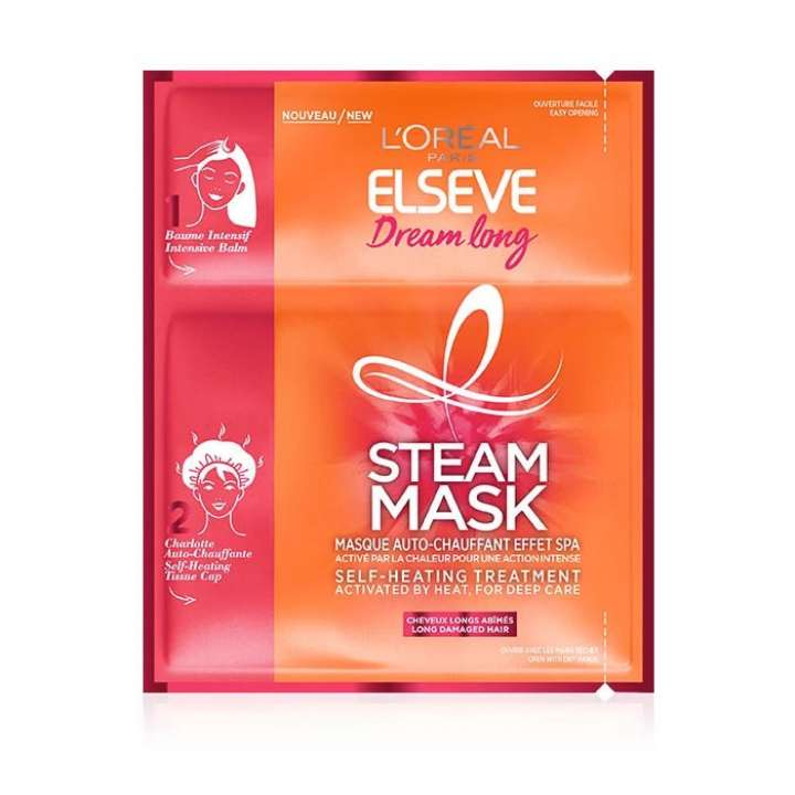 Elseve - Dream Long Steam Mask