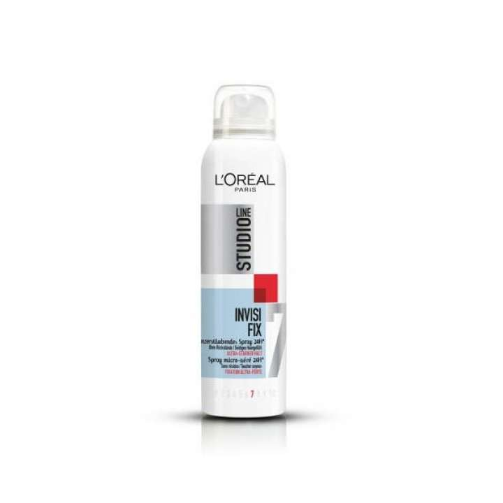 Haarspray - Studio Line - Invisi Fix Ultra-Stark