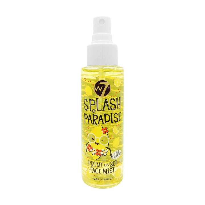 Base de Teint & Spray Fixant - Splash Of Paradise Prime And Set Face Mist