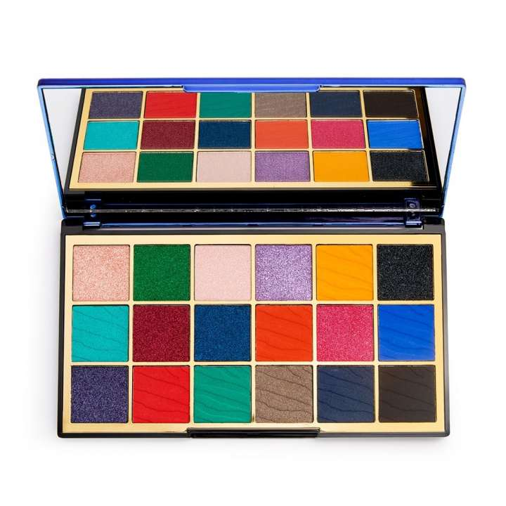Wild Animal Eyeshadow Palette