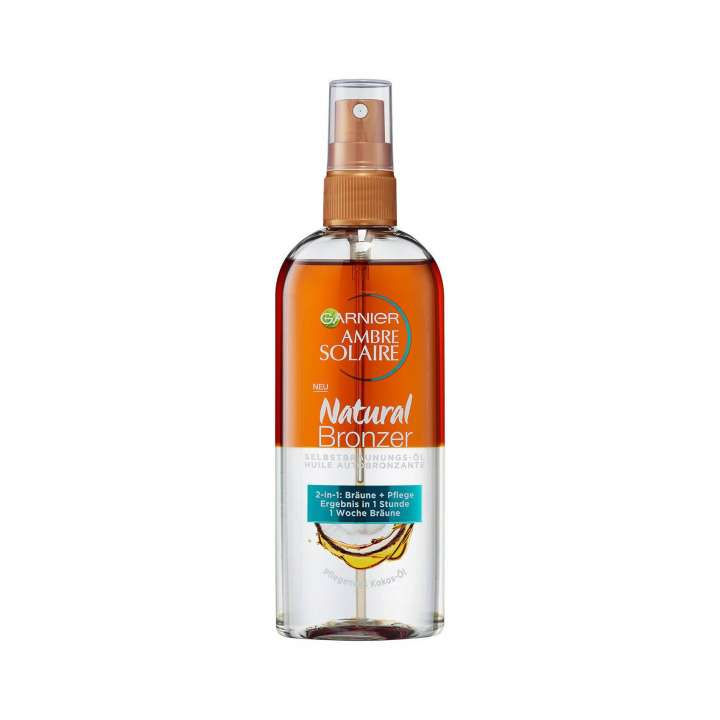 Self Tanning Oil - Ambre Solaire - Natural Bronzer