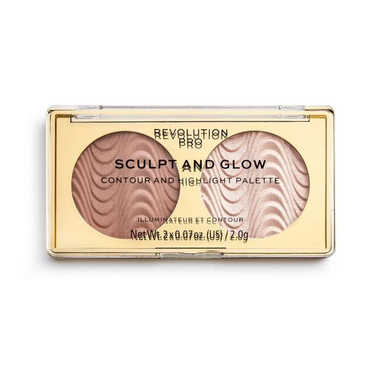 Sculpt & Glow Contour & Highlight Palette