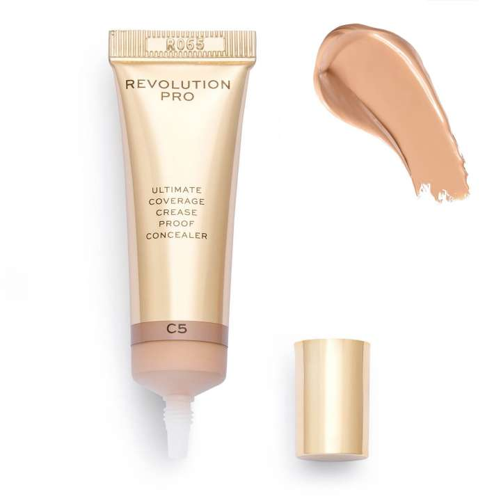 Liquid Concealer - Ultimate Coverage Crease Proof Concealer