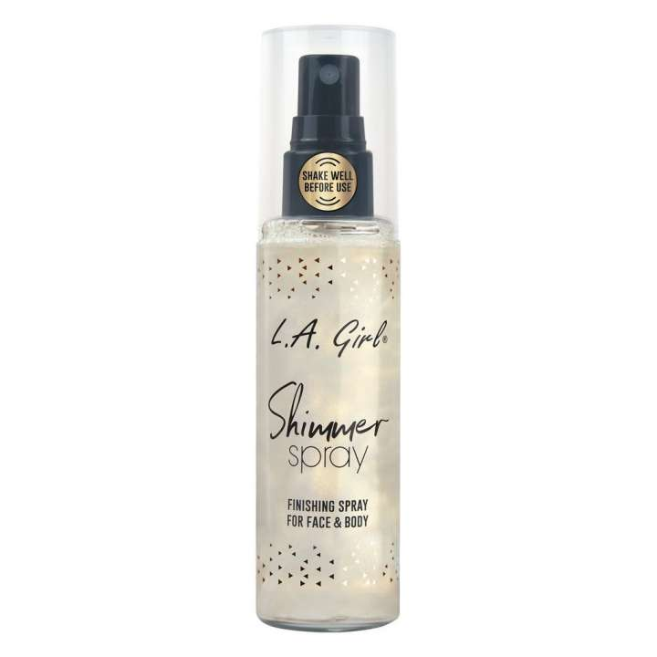 Shimmer Spray - Finishing Spray For Face & Body
