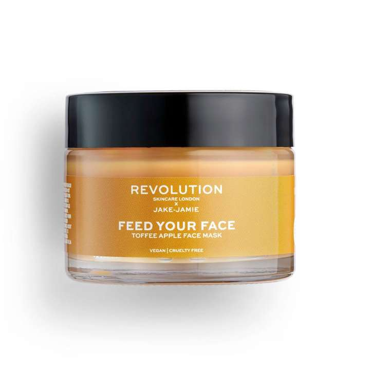 Revolution Skincare x Jake - Jamie Toffee Apple Face Mask