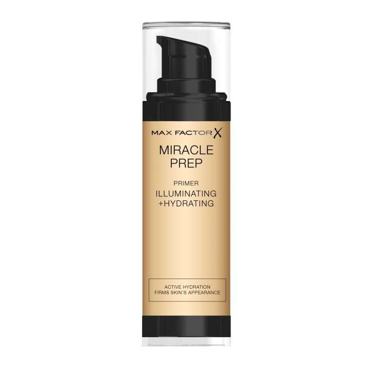 Base de Teint - Miracle Prep Illuminating & Hydrating Primer