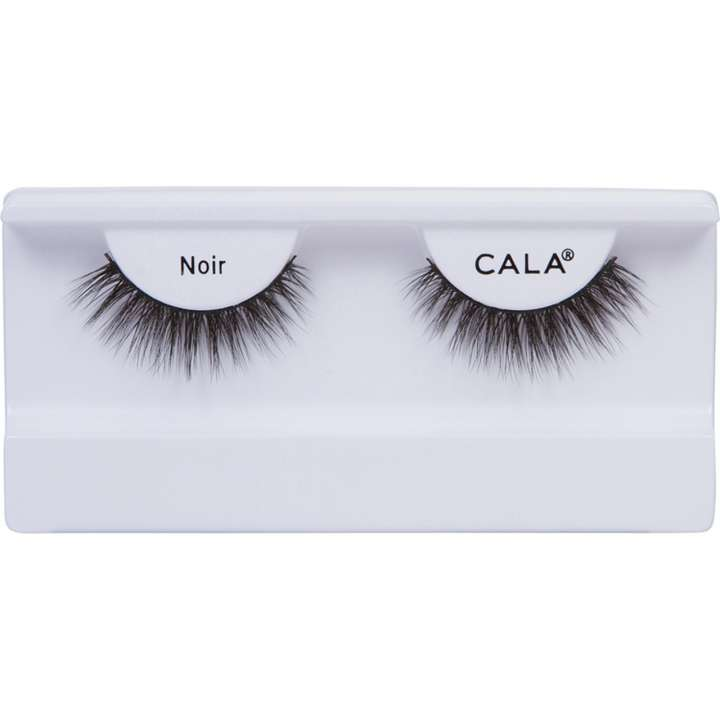 False Eyelashes - 3D Faux Mink Lashes - Noir