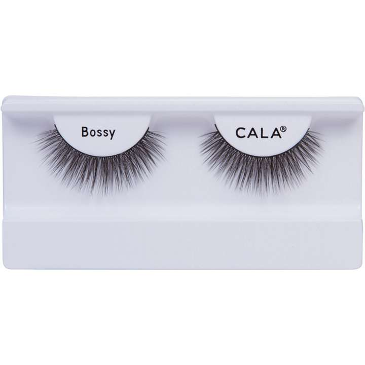 False Eyelashes - 3D Faux Mink Lashes - Bossy