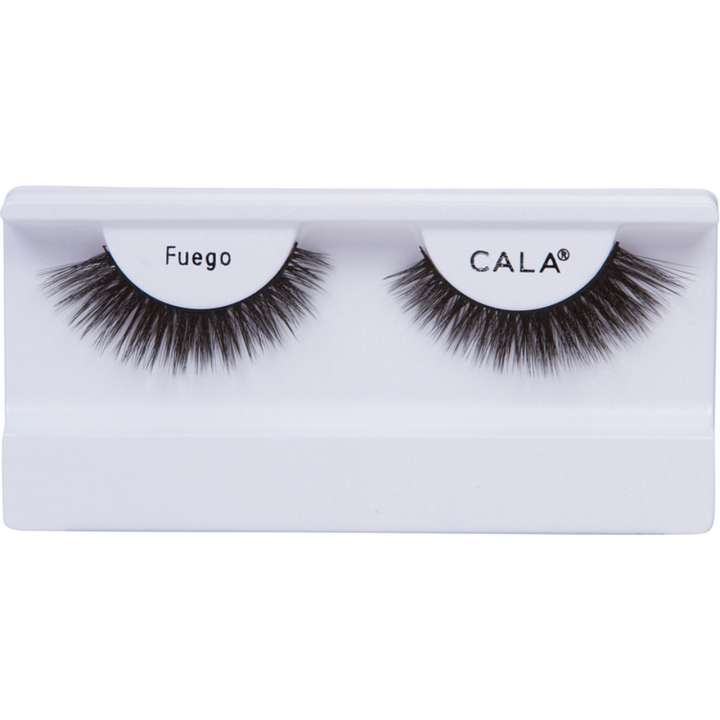 False Eyelashes - 3D Faux Mink Lashes - Fuego