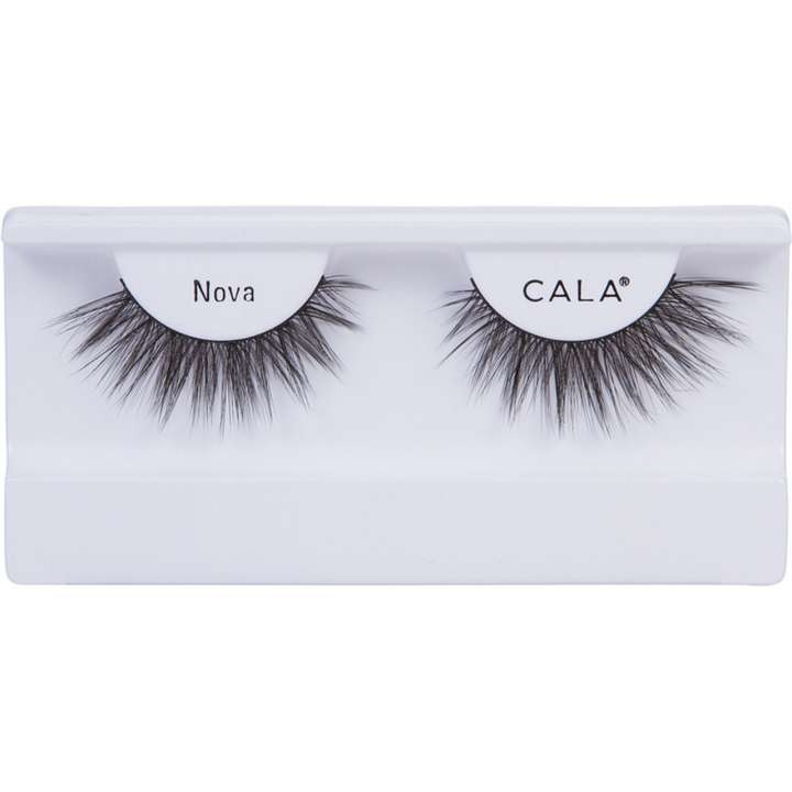 False Eyelashes - 3D Faux Mink Lashes - Nova