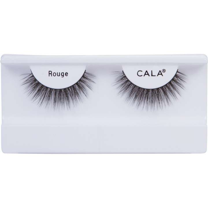 False Eyelashes - 3D Faux Mink Lashes - Rouge