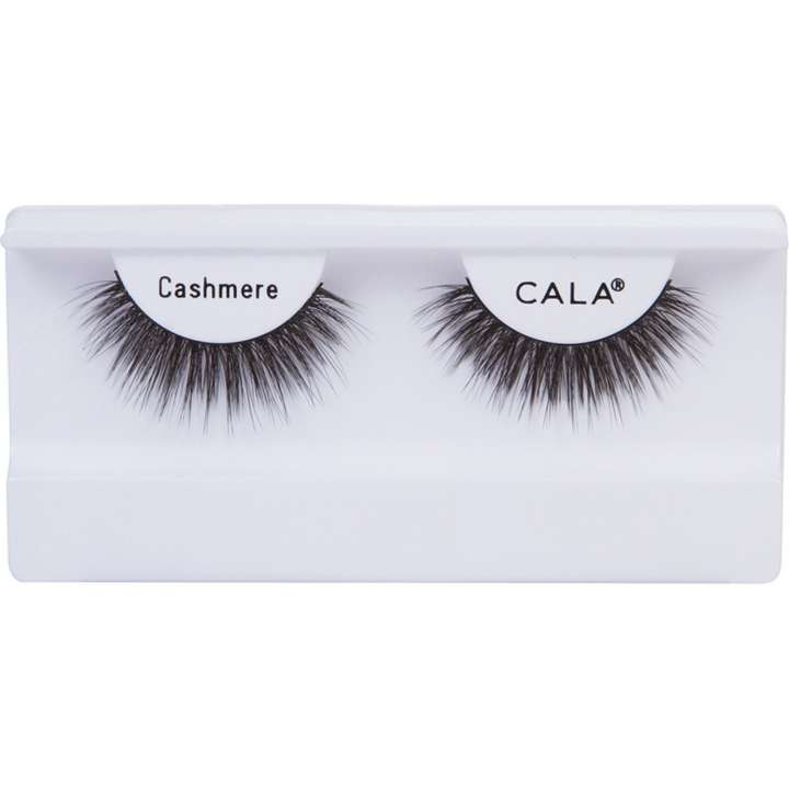 False Eyelashes - 3D Faux Mink Lashes - Cashmere