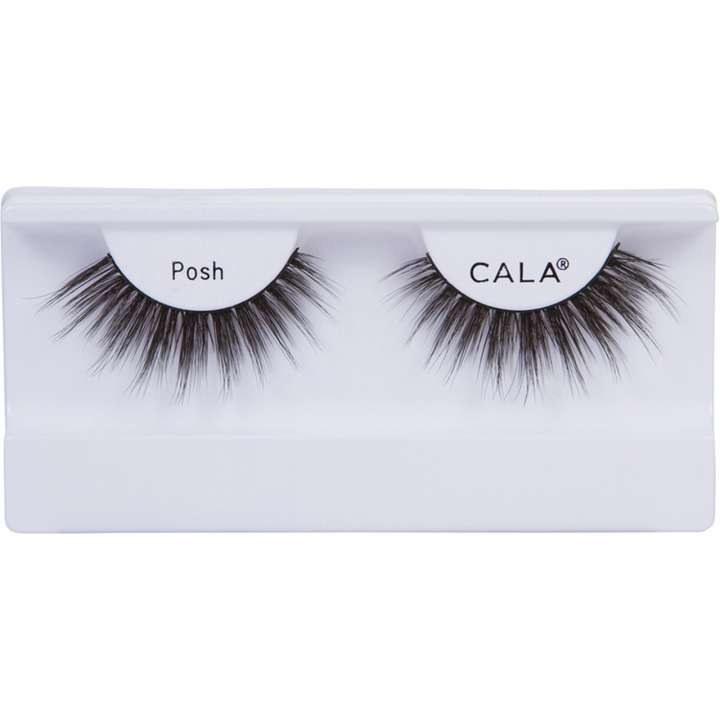 False Eyelashes - 3D Faux Mink Lashes - Posh