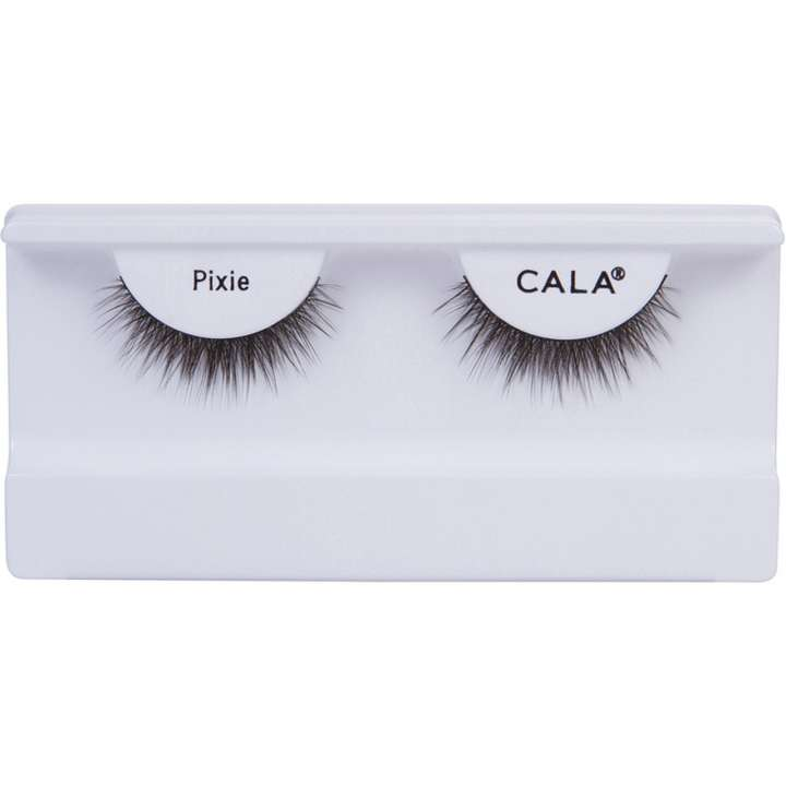 False Eyelashes - 3D Faux Mink Lashes - Pixie