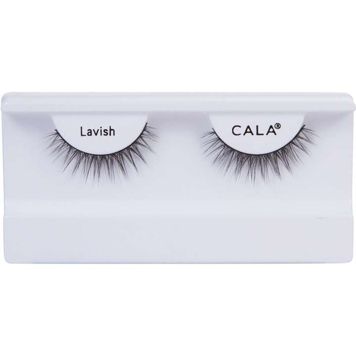 False Eyelashes - 3D Faux Mink Lashes - Lavish