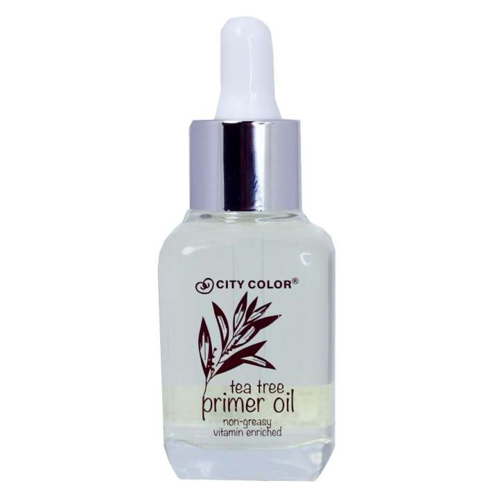 Base de Teint - Tea Tree Primer Oil