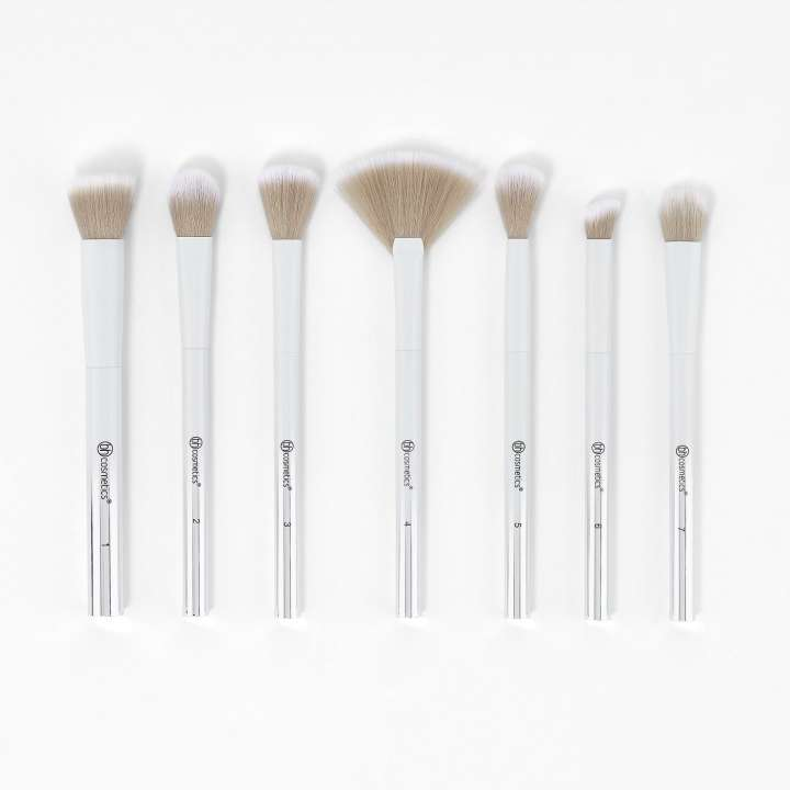 7-Teiliges Pinsel-Set - Highlighting Essentials