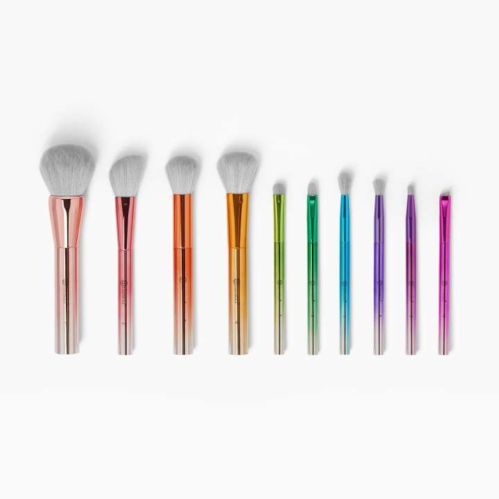 10-Teiliges Pinsel-Set - Take Me Back to Brazil Brushes
