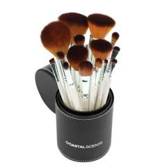 16 Piece Brush Set - Pearl