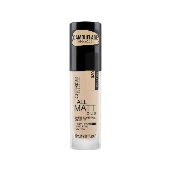 Foundation - All Matt Plus - Shine Control Make Up