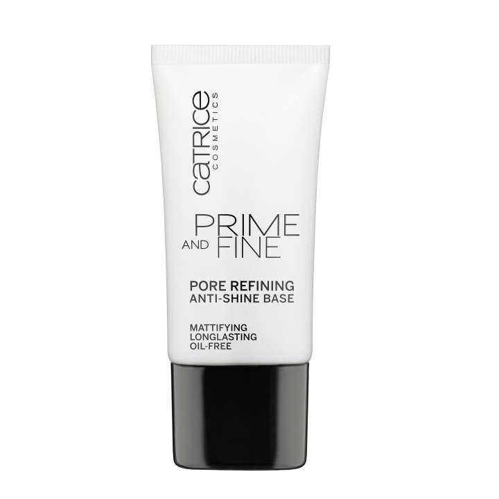 Base de Teint - Prime And Fine Pore Refining Anti-Shine Base