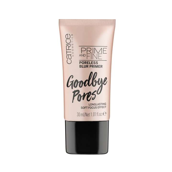 Gesichtsprimer - Prime And Fine Poreless Blur Primer - Goodbye Pores