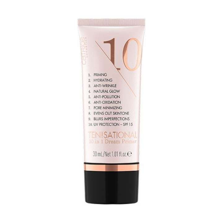 Base de Teint - Ten!sational 10 in 1 Dream Primer