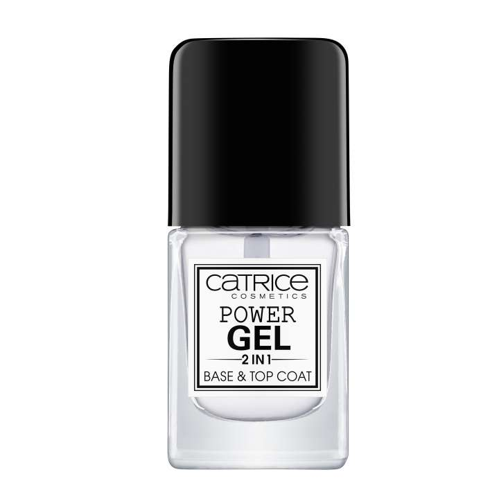 Power Gel 2in1 Base & Top Coat