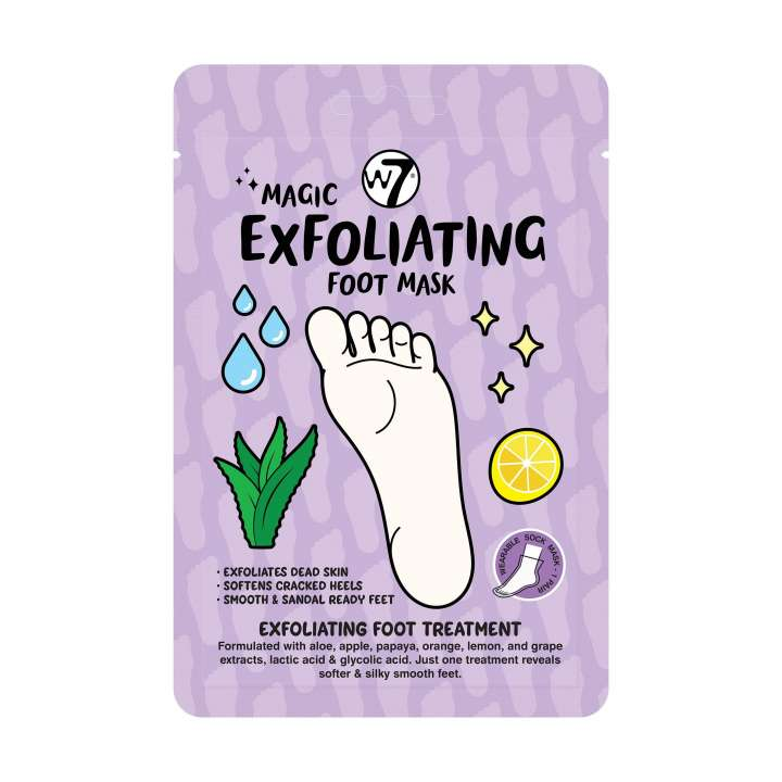 Magic Exfoliating Foot Mask