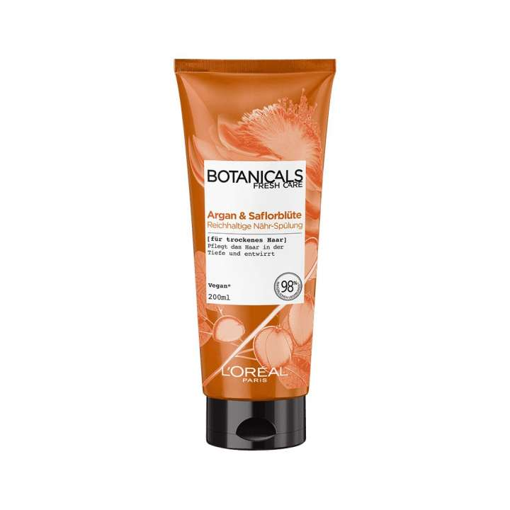 Conditioner - Botanicals Fresh Care - Argan & Saflorblüte Nähr-Spülung
