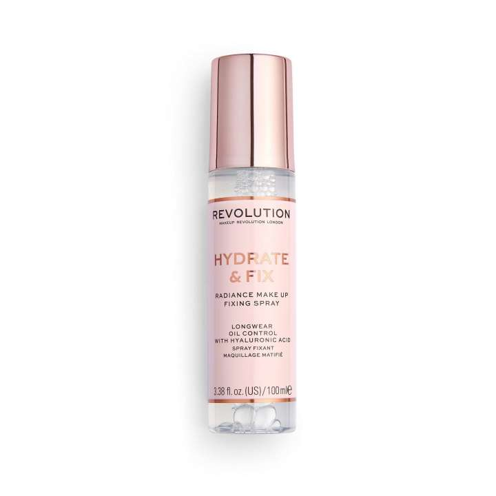 Spray Fixant - Hydrate & Fix Radiance Make Up Fixing Spray