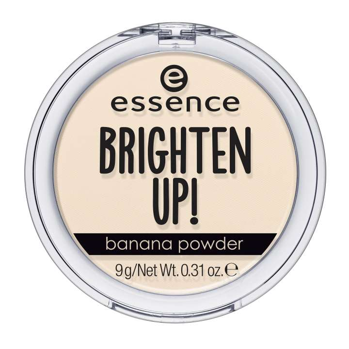 Puder - Brighten Up! Banana Powder