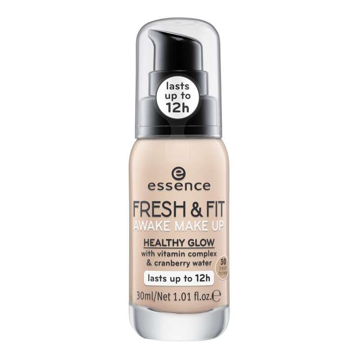Foundation - Fresh & Fit Awake Make Up