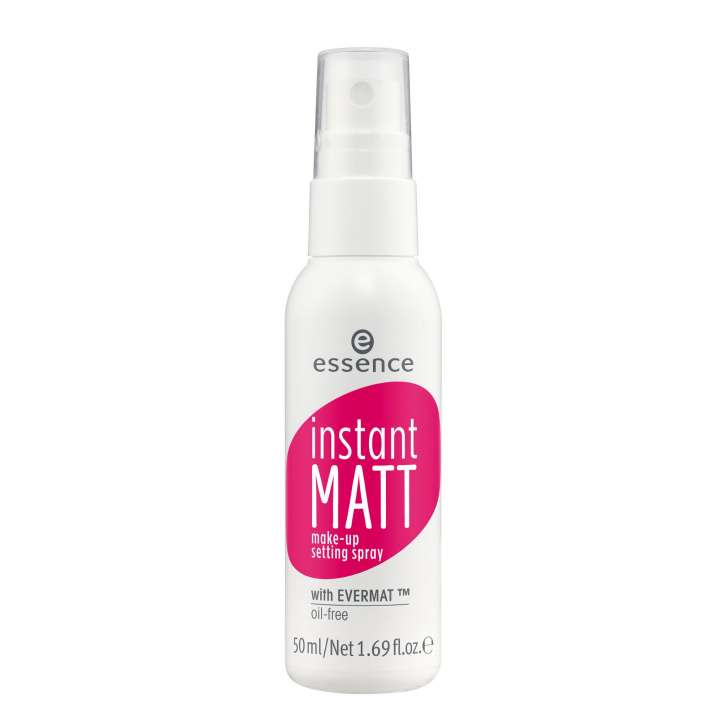 Spray Fixant - Instant Matt Make-Up Setting Spray