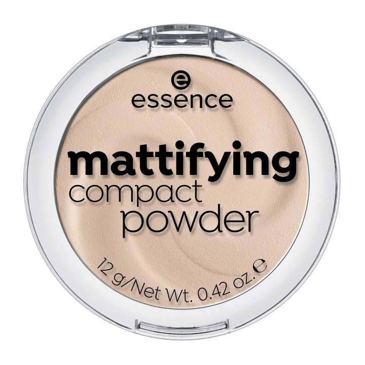 Puder - Mattifying Compact Powder