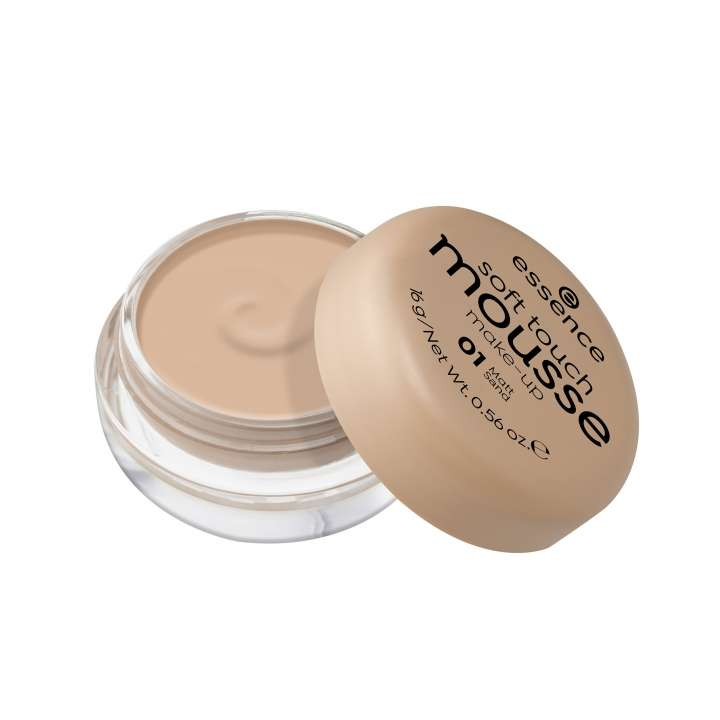 Foundation - Soft Touch Mousse Make-Up