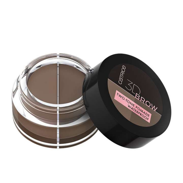 3D Brow Two-Tone Pomade Waterproof