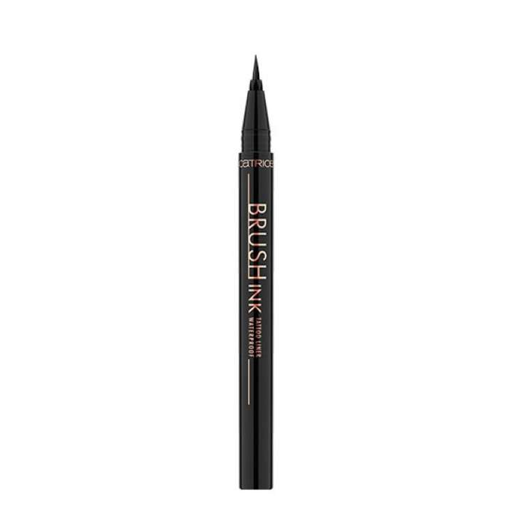 Flüssig-Eyeliner - Brush Ink Tattoo Liner Waterproof