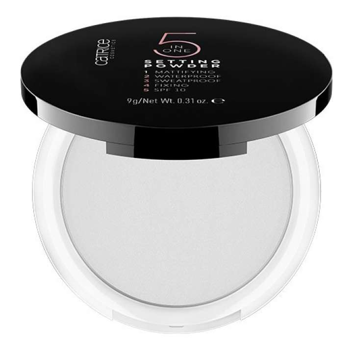 Puder - 5 in 1 Setting Powder